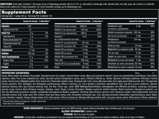 shakeology-facts